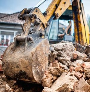 Breaking Excavation