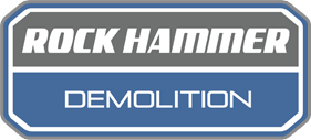 Rock Hammer Demolition